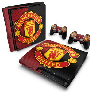 PS3 Slim Skin - Manchester United