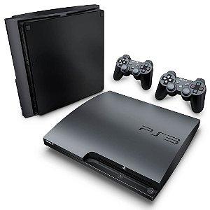 PS3 Slim Skin - Transparente