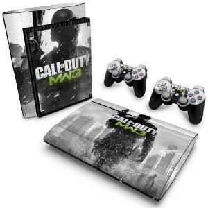 PS3 Super Slim Skin - Call of Duty Modern Warfare 3