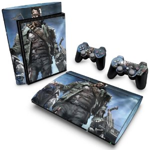 PS3 Super Slim Skin - Terminator 3 The Redemption