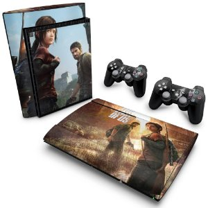 PS3 Super Slim Skin - The Last of Us