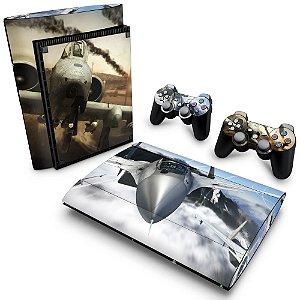 PS3 Super Slim Skin - Tom Clancys Hawx 2
