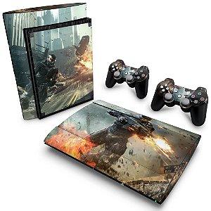 PS3 Super Slim Skin - Crysis 2