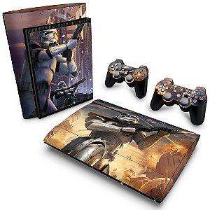 PS3 Super Slim Skin - Star Wars Battlefront