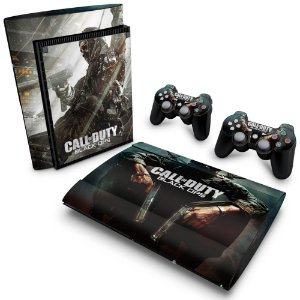 PS3 Super Slim Skin - Call of Duty Black Ops