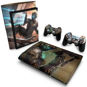 PS3 Super Slim Skin - Dead Space 2