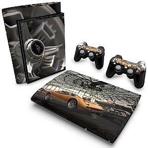 PS3 Super Slim Skin - Gran Turismo #B