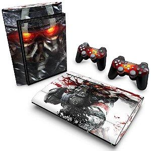 PS3 Super Slim Skin - Killzone 3