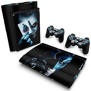 PS3 Super Slim Skin - Batman - The Dark Knight