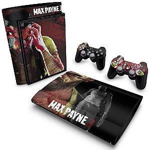 PS3 Super Slim Skin - Max Payne
