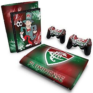 PS3 Super Slim Skin - Fluminense