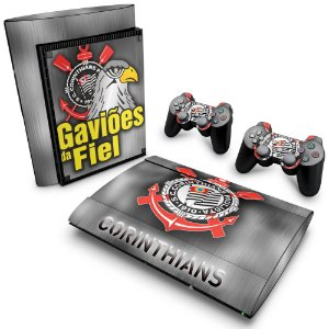 PS3 Super Slim Skin - Corinthians