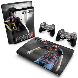 PS3 Super Slim Skin - FIFA 13