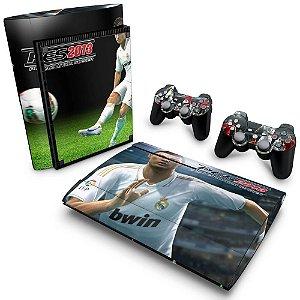 PS3 Super Slim Skin - PES 2013