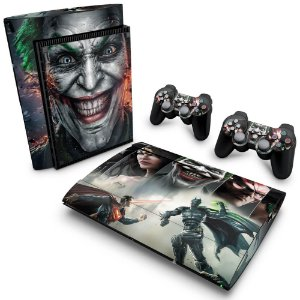 PS3 Super Slim Skin - Injustice