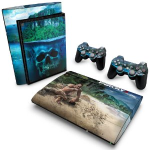 PS3 Super Slim Skin - Far Cry 3