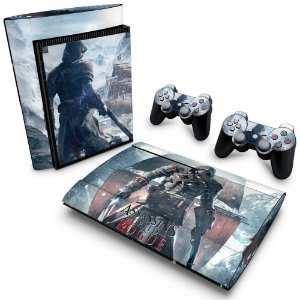 PS3 Super Slim Skin - Assassins Creed Rogue