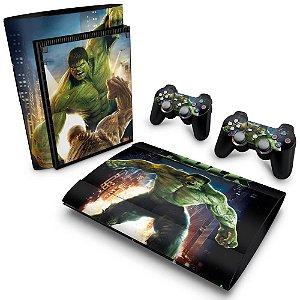 PS3 Super Slim Skin - Hulk