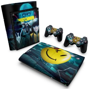 PS3 Super Slim Skin - Watchmen