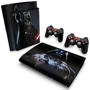 PS3 Super Slim Skin - Darth Vader