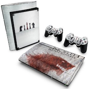 PS3 Super Slim Skin - Game of Thrones #A