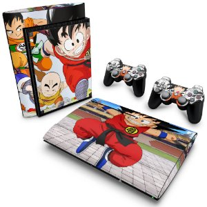 PS3 Super Slim Skin - Dragon Ball Clássico