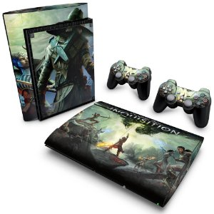 PS3 Super Slim Skin - Dragon Age: Inquisition
