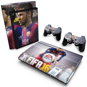 PS3 Super Slim Skin - FIFA 16