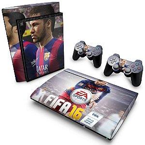 PS3 Super Slim Skin - FIFA 16