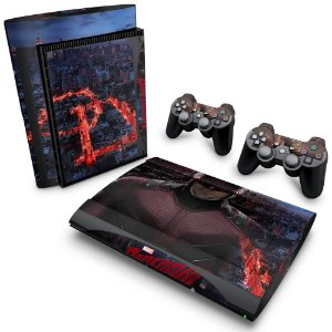 PS3 Super Slim Skin - Daredevil Demolidor