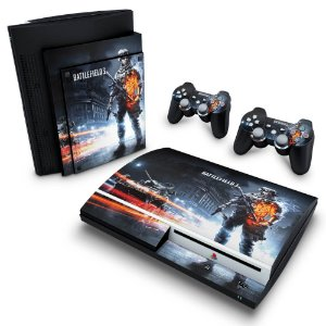 PS3 Fat Skin - Battlefield 3