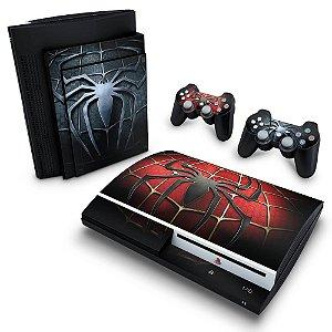 PS3 Fat Skin - Spider Man - Homem Aranha