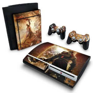 PS3 Fat Skin - God of War 2