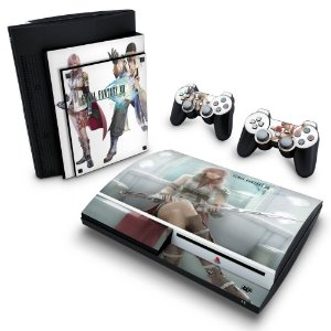 PS3 Fat Skin - Final Fantasy XIII #A