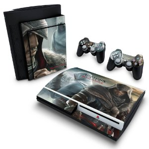 PS3 Fat Skin - Assassins Creed Revelations