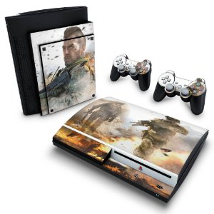 PS3 Fat Skin - Modern Warfare 2