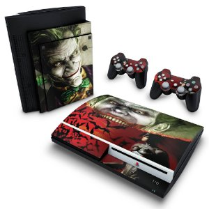 PS3 Fat Skin - Batman Akham Asylum