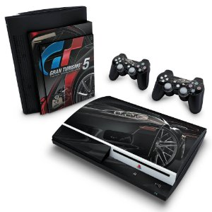 PS3 Fat Skin - Gran Turismo #A