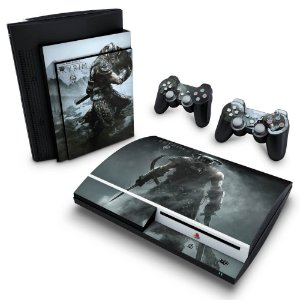 PS3 Fat Skin - Skyrim