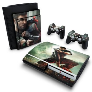 PS3 Fat Skin - Splinter Cell Conviction