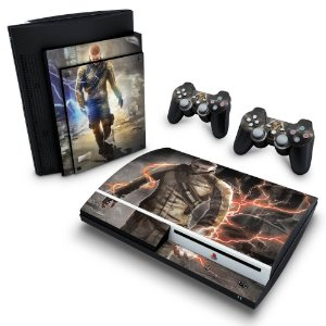 PS3 Fat Skin - Infamous