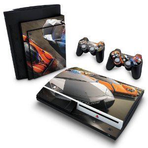 PS3 Fat Skin - Need for Speed Hot Pursuit