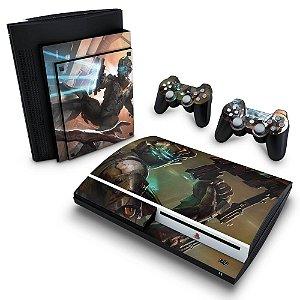 PS3 Fat Skin - Dead Space 2