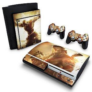 PS3 Fat Skin - God of War Ascension