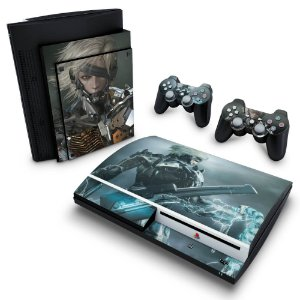 PS3 Fat Skin - Metal Gear Solid Rising