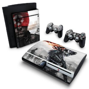 PS3 Fat Skin - Homefront