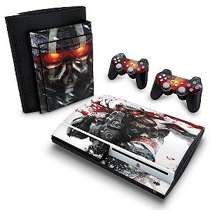 PS3 Fat Skin - Killzone 3