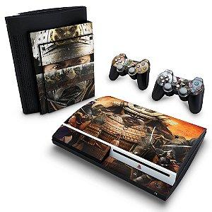 PS3 Fat Skin - Shogun 2 Total War