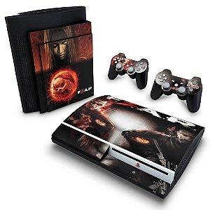 PS3 Fat Skin - Fear 3