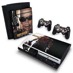 PS3 Fat Skin - Duke Nukem Forever